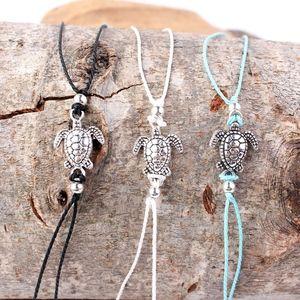 Jewelry - SOON Tortoise Turtle Charm Ankle Bracelet Anklet
